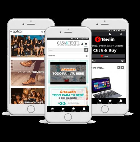 diseño paginas web tienda online