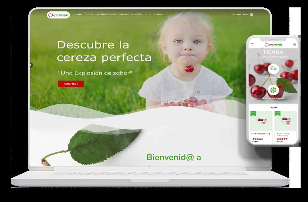 tienda online alimentación